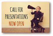 call-for-presentations-open